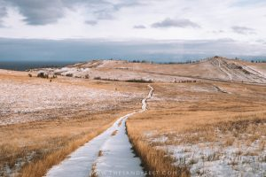 trans siberian railway cost. olkhon island