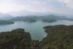 sun moon lake taiwan. things to do in sun moon lake. cycling sun moon lake.